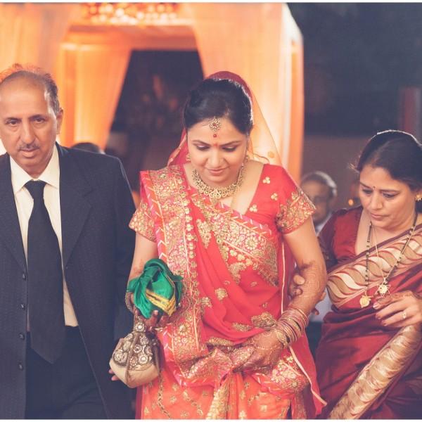Anandi + Nayan - Wedding - Vadodara