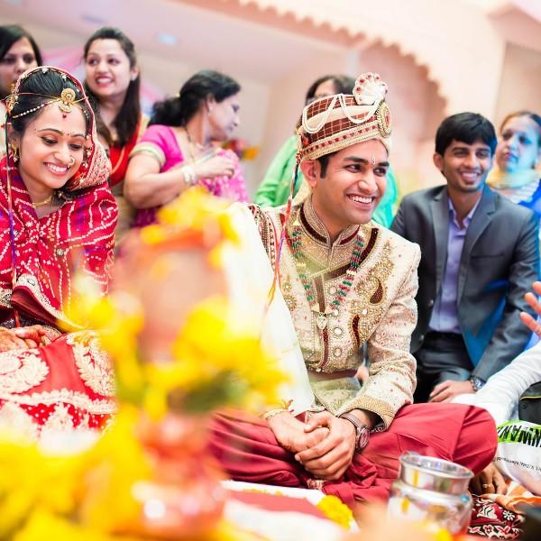 Mukta + Anand - Wedding - Pune