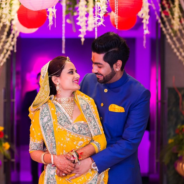 Sonal + Shaleen - Mehendi & Sangeet - Four Point Sheraton Jaipur