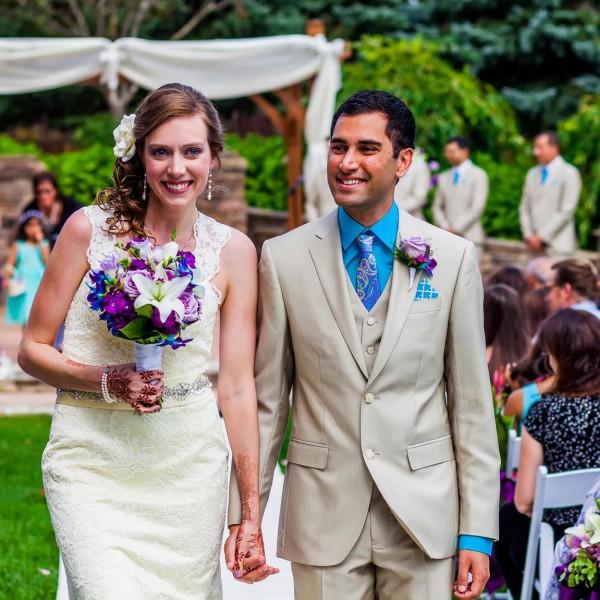 Chris + Laura - American Wedding - Ypsilanti Marriott