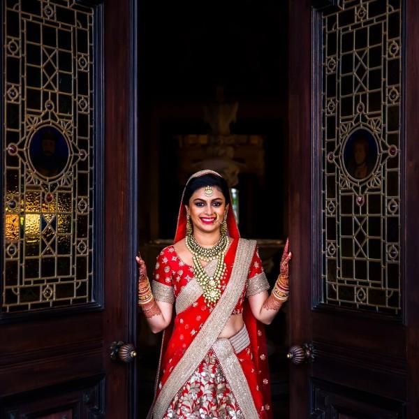 Royal Gujarati Wedding - Taj Falaknuma Hyderabad