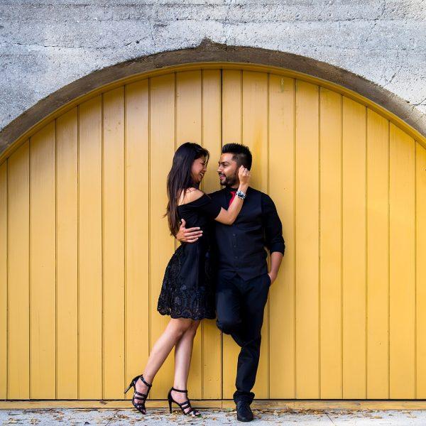 Reenu + Harsh - Lightner Museum St Augustine - Engagement Photography