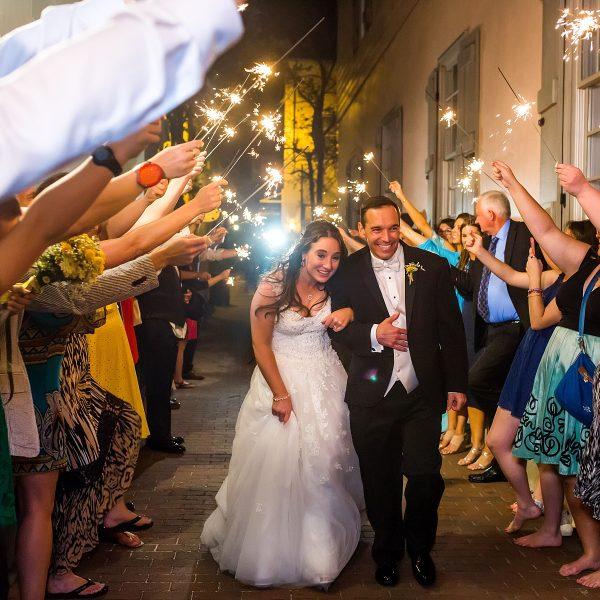 Samantha + Lance - Wedding - The White Room St Augustine