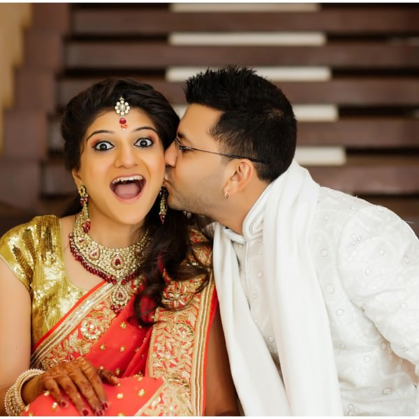 Chaiti + Dhiren - Engagement Ceremony - Mumbai