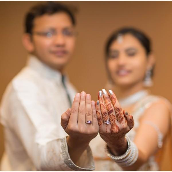 Payal + Shyam - Engagement Ceremony - New Jersey