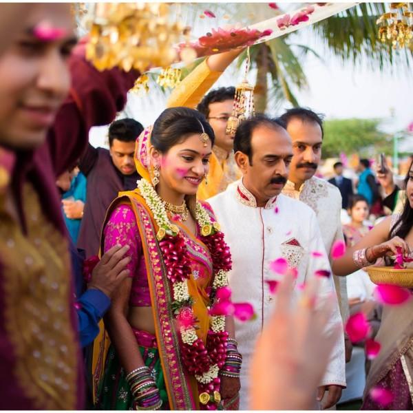 Ami + Anand - Wedding - Jamnagar