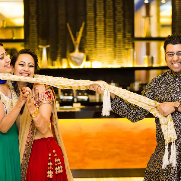 Maha + Joy - Wedding - Mumbai
