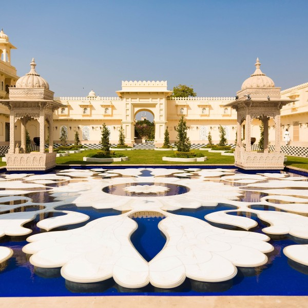 Oberoi Udaivilas, Udaipur - Destination Wedding Photography