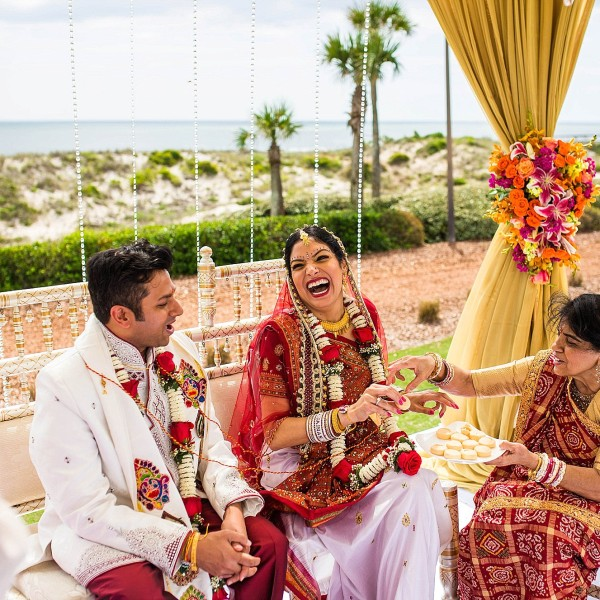 Ami + Jainan - Gujarati Wedding - Ritz Carlton Amelia Island Florida