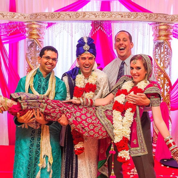 Chris + Laura - Indian Destination Wedding - Ann Arbor Marriott Ypsilanti
