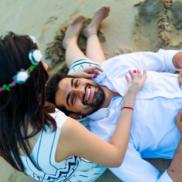 Vidhi + Tarang - Beach Pre Wedding