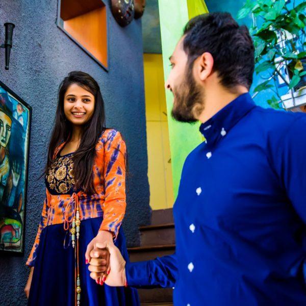 Anar + Dhrumil - Pre Wedding Photography - Mount Abu