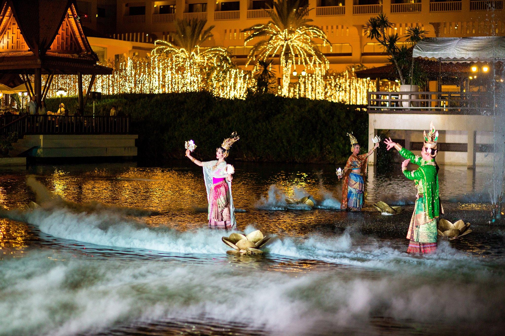 Dusit Thani Hua Hin Thailand Wedding Photography