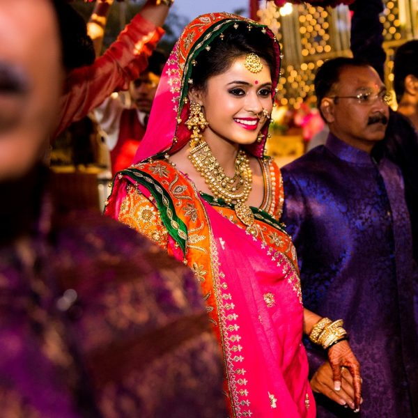 Anar + Dhrumil - Extravagant Gujarati Wedding