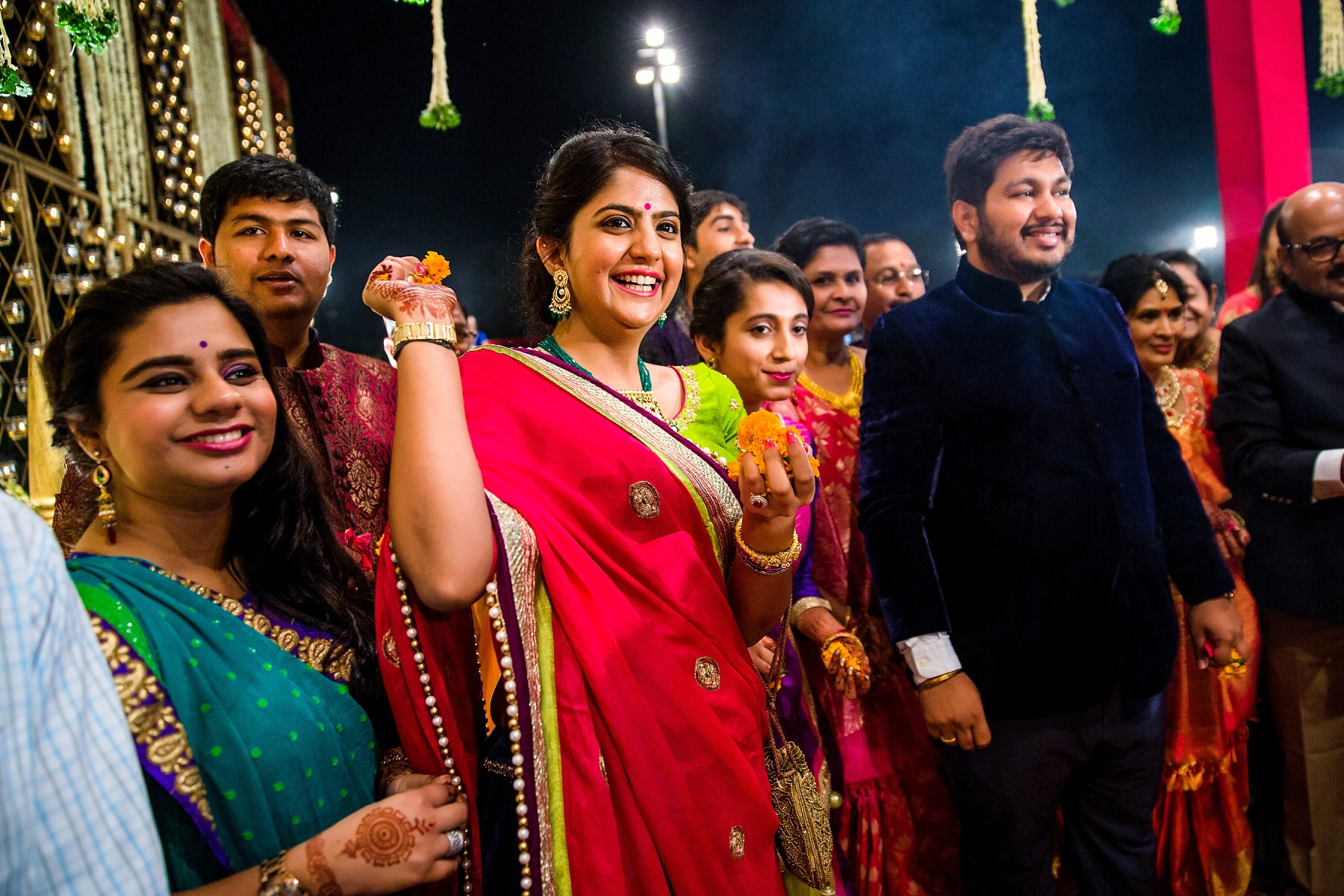 Extravagant Royal Gujarati Wedding