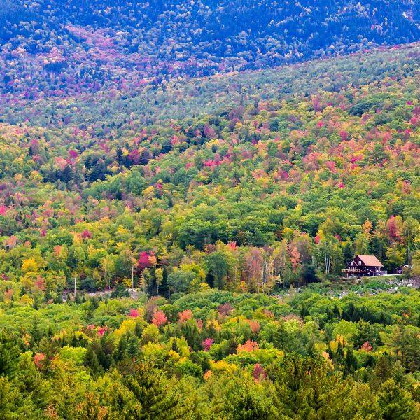 New Hampshire + Maine Trip - Fall 2016