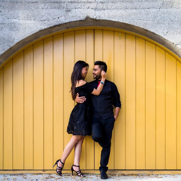 Reenu + Harsh - Engagement Photography - Lightner Museum St Augustine