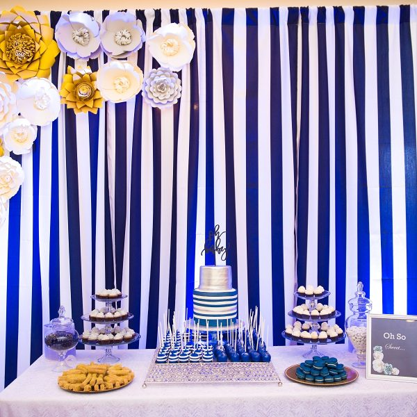 Anushree's Nautical Theme Baby Shower - Orlando