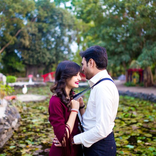 Chirag + Mehal - Engagement Photos - Royal Palaces of India
