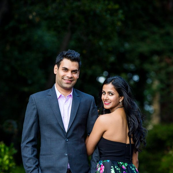 Devarsh + Shivani - Engagement Session - Big Sur, California