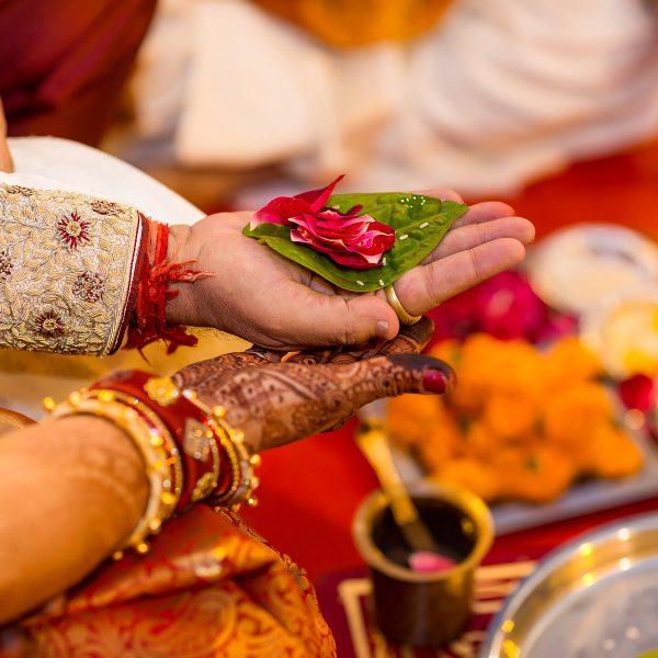 Akash + Nipa - Wedding - Khirasara Palace