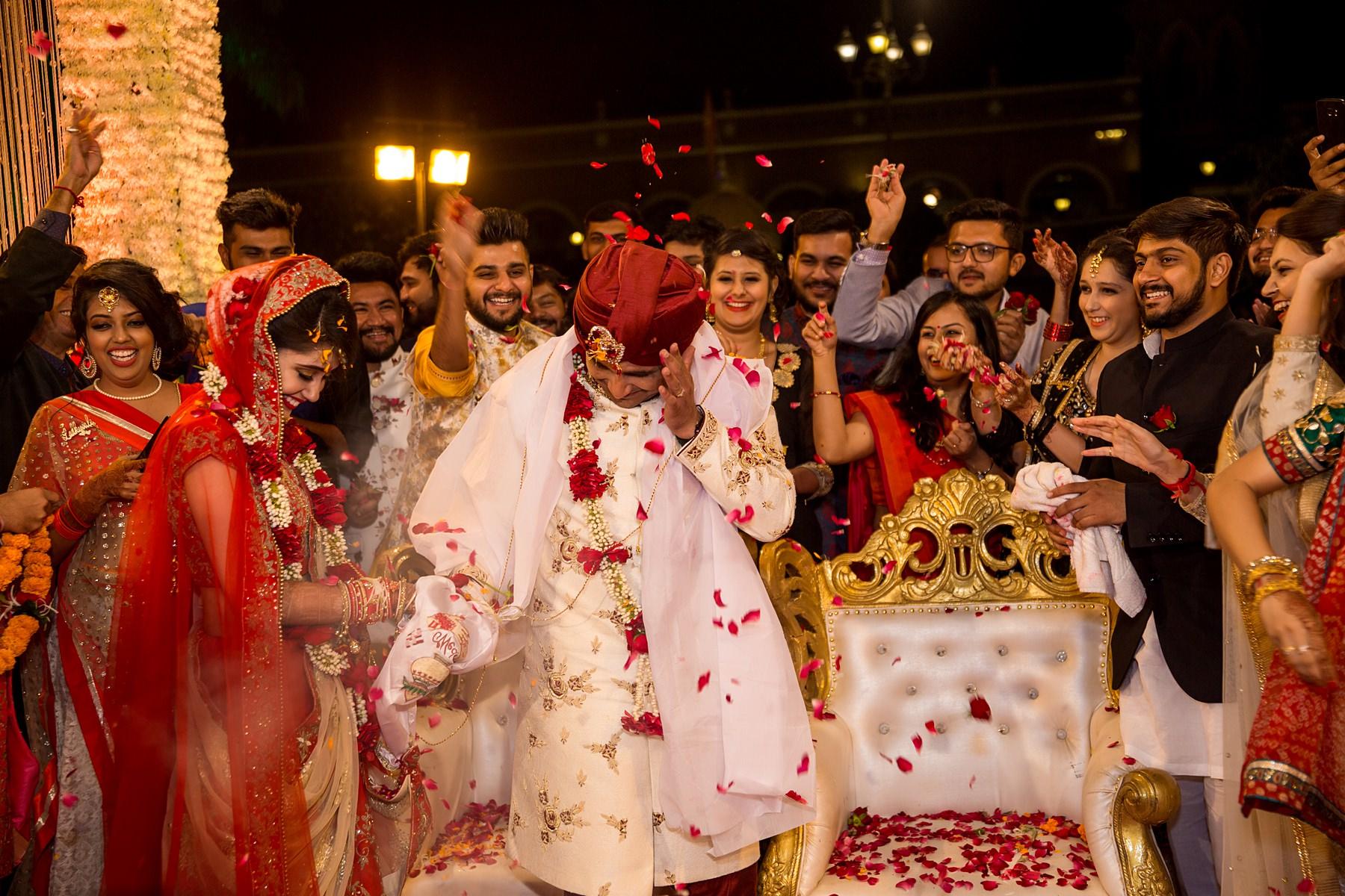 Khirasara Palace Wedding Photographers